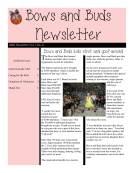 Ussery Newsletter